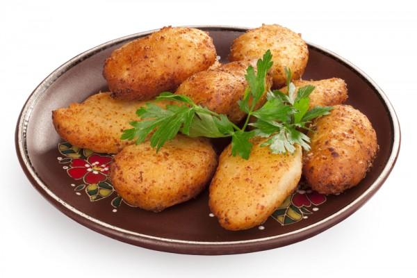 Рецепт                  Котлеты с овощами на пару