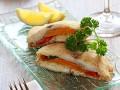 Жареная рыба с болгарским перцем