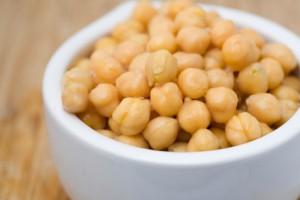 Из гороха нут можно приготовить много полезных и питательных блюд