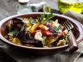 Осенний салат из запеченных овощей