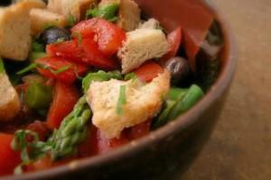 Панцанелла - традиционное итальянское блюдо