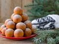 Рождественские пончики: рецепт