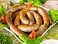 Домашняя колбаса на Пасху из свинины