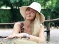 Полякова хочет, чтобы ее дочь грамотно разговаривала на русском языке