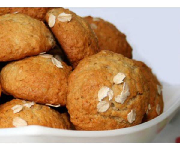 Рецепт                  Овсяное печенье с медом