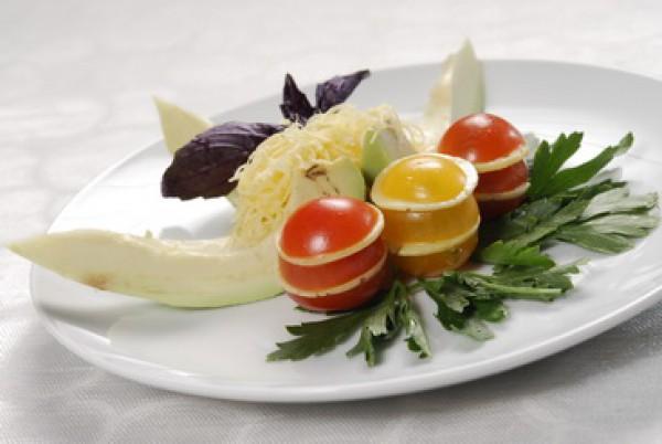 Закуска из авокадо и сыра