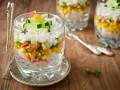 Салаты на Новый год: Крабовый салат