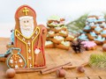 День Святого Николая: ТОП-3 рецепта печенья к празднику