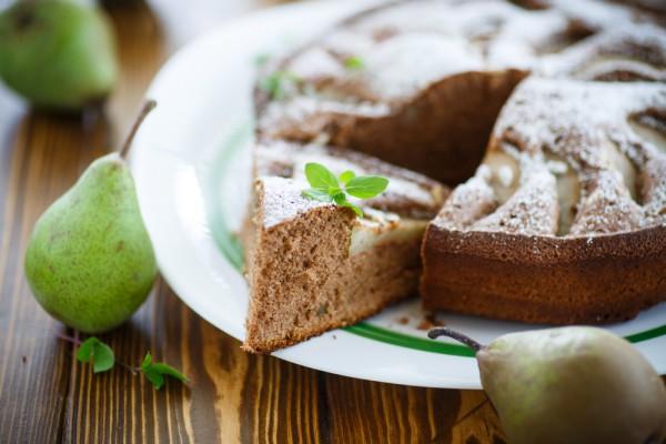 Рецепт                  Грушевый пирог в мультиварке