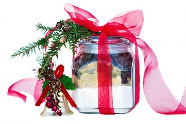 Как  сделать  подарочную  смесь  для  выпечки  на  Новый  год  -  Кулинарные  советы  для  любителей  готовить  вкусно  -  Хозяйке  на  заметку  -  К