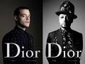 Бой Джордж, Рами Малек и A$AP Rocky стали звездами Dior Homme
