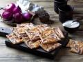 Луковый пирог: три вкусные идеи