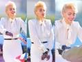 Американские СМИ сравнили дочь Майкла Джексона с молодой Мадонной