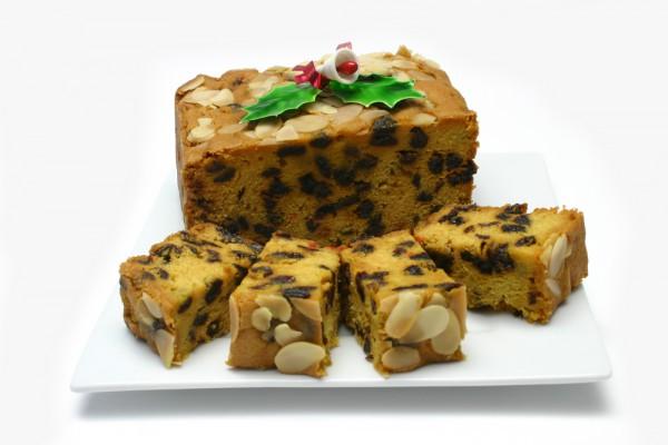 Рецепт                  Английский рождественский кекс