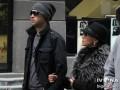 Джей Ло прогулялась по Киеву  с молодым любовником?