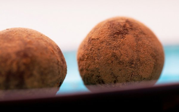 Рецепт                  Шоколадные трюфели от Даши Малаховой