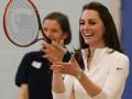 Кейт Миддлтон показала подтянутую фигуру в спортивной форме