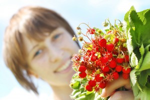 Земляника - полезная для здоровья ягода