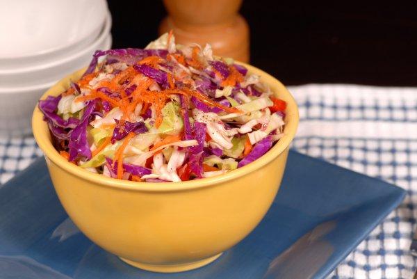 Рецепт                  ТОП-5 рецептов постных салатов