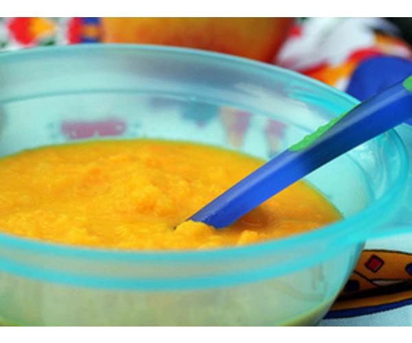 Рецепт                  Яблочно-морковный суп