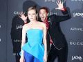 LACMA Art+Film Gala: Забавный Джаред Лето и Кардашян в прозрачном платье