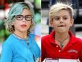 Звездные дети с разноцветными волосами
