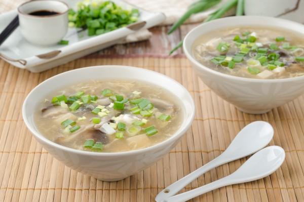 Рецепт                  Китайский Новый год 2015: Рецепт супа с грибами шиитаке