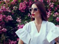 Надя Дорофеева снялась в летней фотосессии