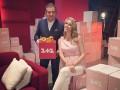 Катя Осадчая и Юрий Горбунов провели Старый Новый год вместе