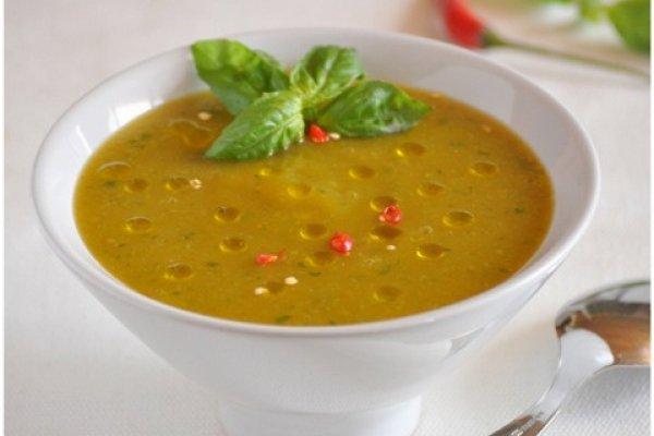 Рецепт                  Суп-пюре из кабачков с помидорами