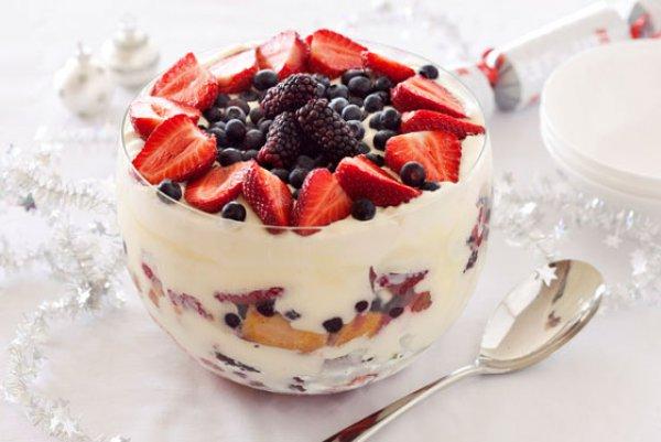 Рецепт                  Десерты из летних ягод: ТОП-5 рецептов