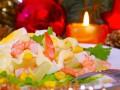 Салаты на Новый год: ТОП-5 традиционных рецептов