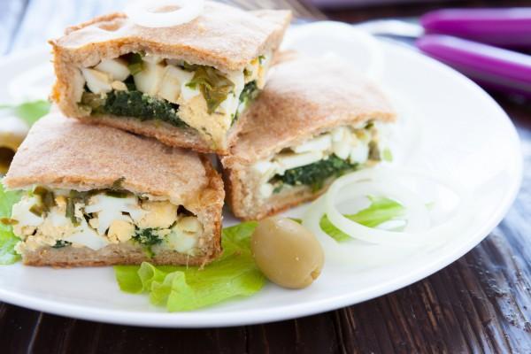 Рецепт                  Пироги с зеленью: ТОП-5 рецептов