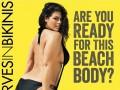 Модель plus-size ответила на скандальную рекламу о похудении к лету