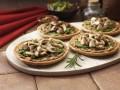 Как приготовить постную пиццу с грибами (видео)