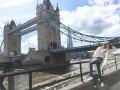 Оля Полякова вместе с дочкой уехала в Лондон