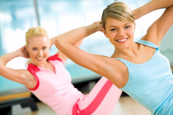 убрать жир на спине и боках упражнения