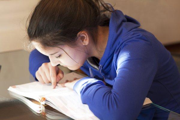 Твой ребенок может плохо учиться, если ему не хватает усидчивости. Поработай над этим