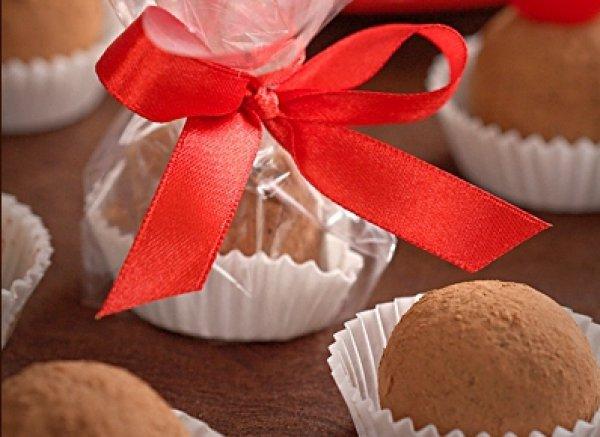 Рецепт                  Рождественские конфеты