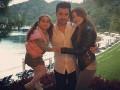 Ани Лорак показала мужа и дочь