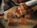 Шоколадный фадж из четырех ингредиентов
