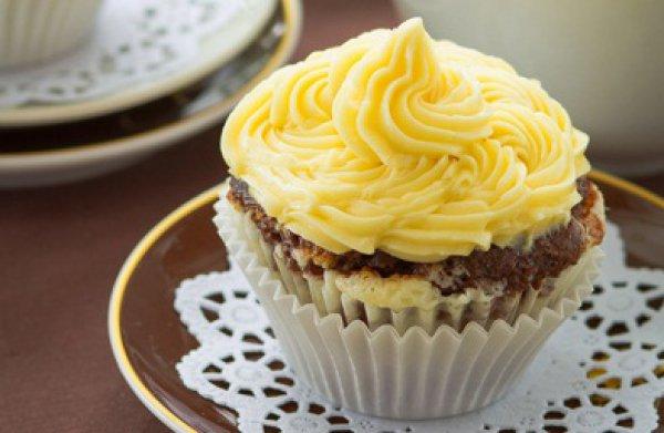 Рецепт                  Шоколадно-творожные кексы