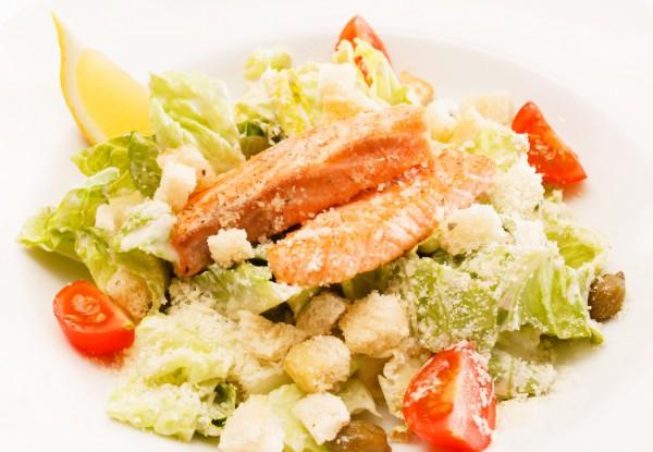 салат нептун рецепт с семгой
