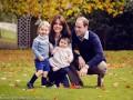 Принц Джордж пошел в садик
