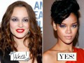 Ошибки в макияже: Звездные примеры