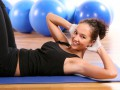 Эффективные упражнения для косых мышц живота