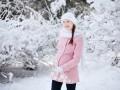 Беременность зимой: Как пережить холод