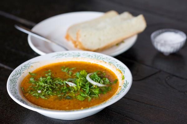 Рецепт                  Суп харчо: Рецепт приготовления