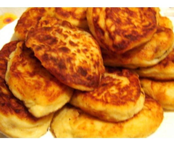 Рецепт                  Картофельные зразы
