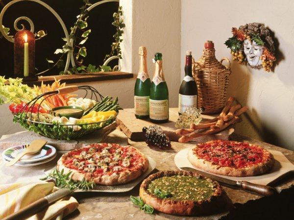 Итальянская кухня - это не только спагетти и пицца